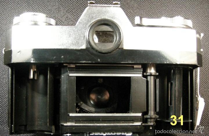 Cámara de fotos: ZEISS IKON CONTAFLEX SUPER - Foto 5 - 55795786