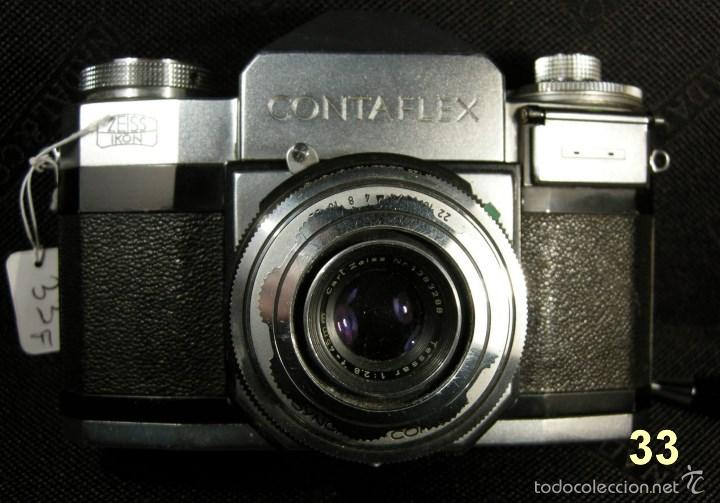 ZEISS IKON CONTAFLEX II (Cámaras Fotográficas - Réflex (no autofoco))