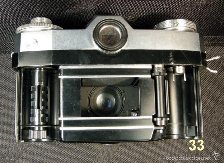 Cámara de fotos: ZEISS IKON CONTAFLEX II - Foto 3 - 55795832