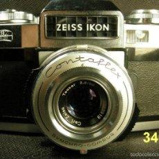 Cámara de fotos: ZEISS IKON CONTAFLEX SUPER B. Lote 55795894