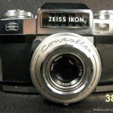 Cámara de fotos: ZEISS IKON CONTAFLEX SUPER. Lote 55796110