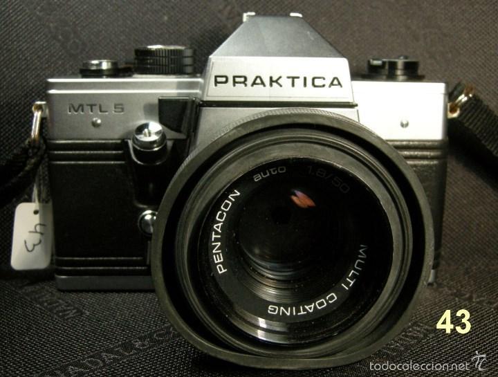 PRAKTICA MTL5 (Cámaras Fotográficas - Réflex (no autofoco))