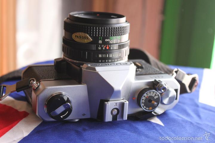 Cámara de fotos: Equipo Fujica STX-1 (objetivos de 50,28,135 y 80-200) - Foto 2 - 56920925