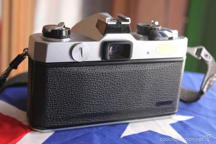 Cámara de fotos: Equipo Fujica STX-1 (objetivos de 50,28,135 y 80-200) - Foto 3 - 56920925
