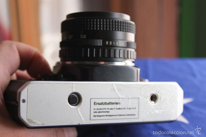 Cámara de fotos: Equipo Fujica STX-1 (objetivos de 50,28,135 y 80-200) - Foto 4 - 56920925
