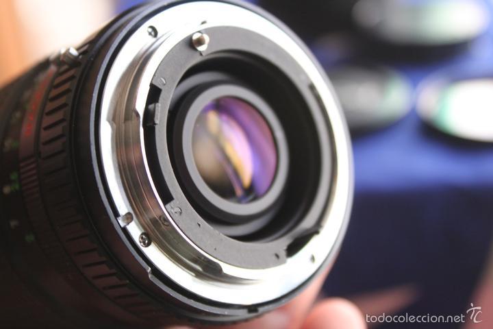 Cámara de fotos: Equipo Fujica STX-1 (objetivos de 50,28,135 y 80-200) - Foto 11 - 56920925