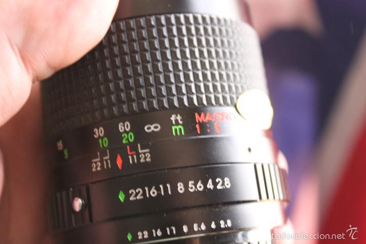 Cámara de fotos: Equipo Fujica STX-1 (objetivos de 50,28,135 y 80-200) - Foto 16 - 56920925