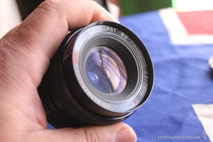 Cámara de fotos: Equipo Fujica STX-1 (objetivos de 50,28,135 y 80-200) - Foto 18 - 56920925