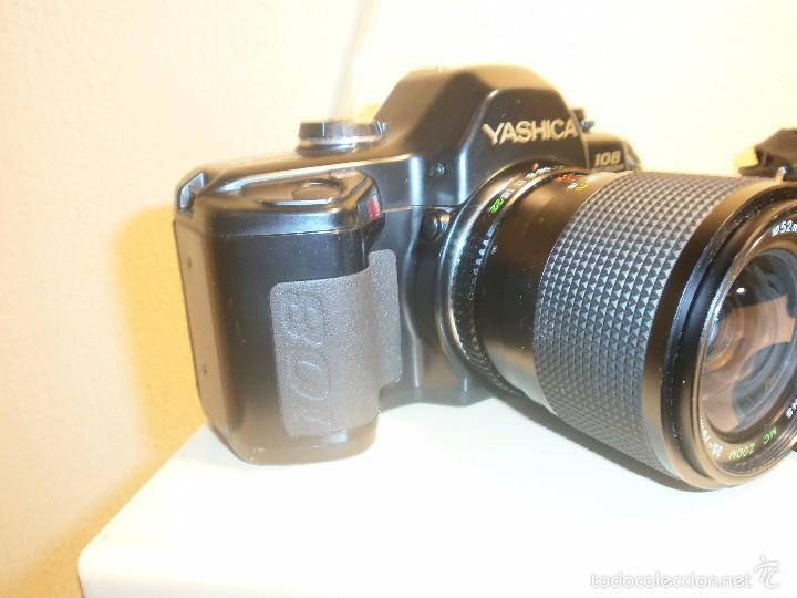 Cámara de fotos: Cámara fotografica Yashica 108 multi program objetivo zoom 52 mm - Foto 2 - 56928863