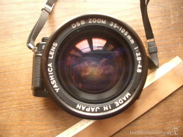 Cámara de fotos: CAMARA YASHICA FX-3 SUPER 2000 con zoom Yashica 35-105 funcionando - Foto 2 - 57552624