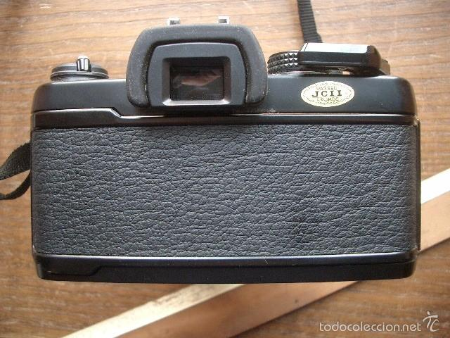 Cámara de fotos: CAMARA YASHICA FX-3 SUPER 2000 con zoom Yashica 35-105 funcionando - Foto 5 - 57552624