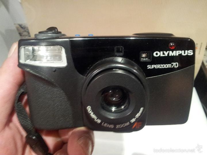 Cámara de fotos: camara de fotos olympus superzoom 7.0 muy buen estado - Foto 5 - 57618353