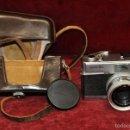 Cámara de fotos: ANTIGUA CÁMARA FOTOGRÁFICA MINOLTA HI-MATIC 7 DE LOS AÑOS 60. Lote 57864853