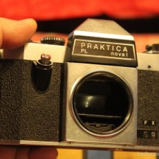 Cámara de fotos: PRACTIKA PL-NOVA I (CUERPO) (42MM). Lote 58384278