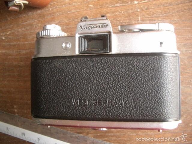 Cámara de fotos: VOIGTLANDER BESSAMATIC..ALEMANIA 1959...FUNCIONA - Foto 6 - 60154555