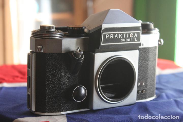 Praktica super tl comprar cámaras réflex no autofoco en
