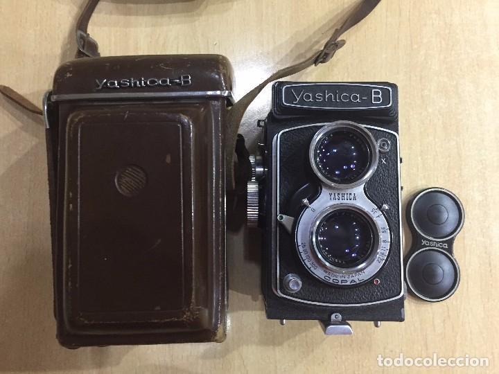 YASHICA B (Cámaras Fotográficas - Réflex (no autofoco))