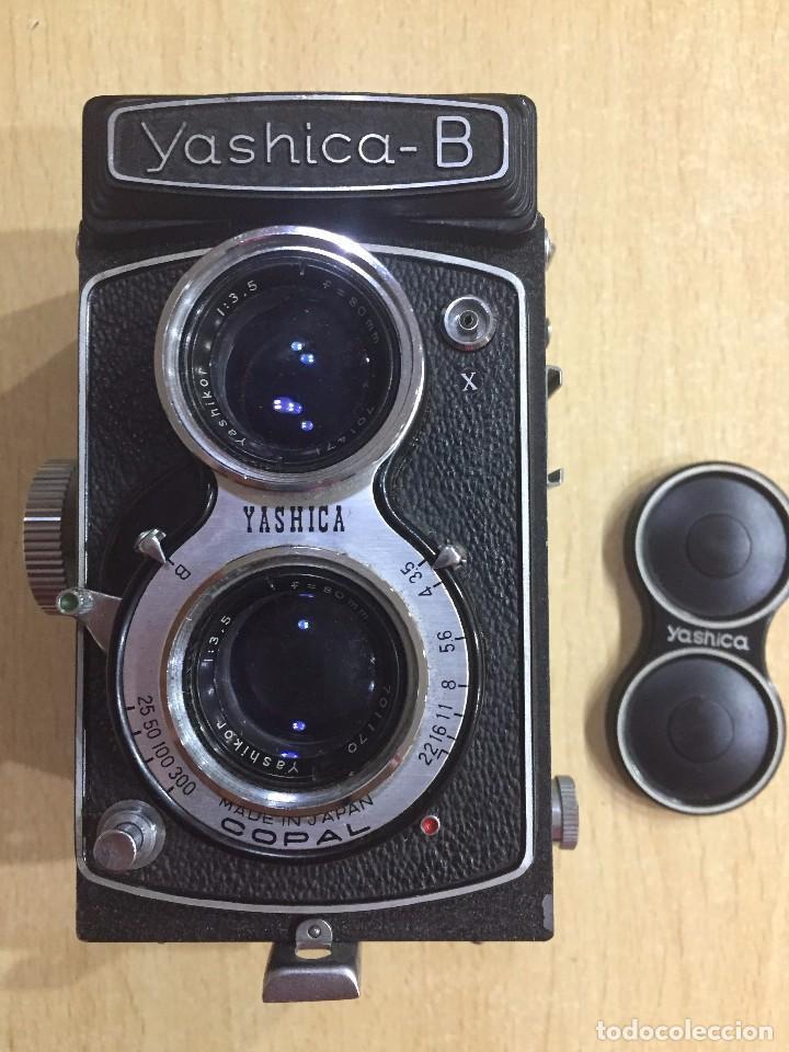 Cámara de fotos: YASHICA B - Foto 2 - 61871660