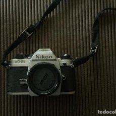Cámara de fotos - NIKON FG - 20 + CORREA DE CUELLO - 61980176