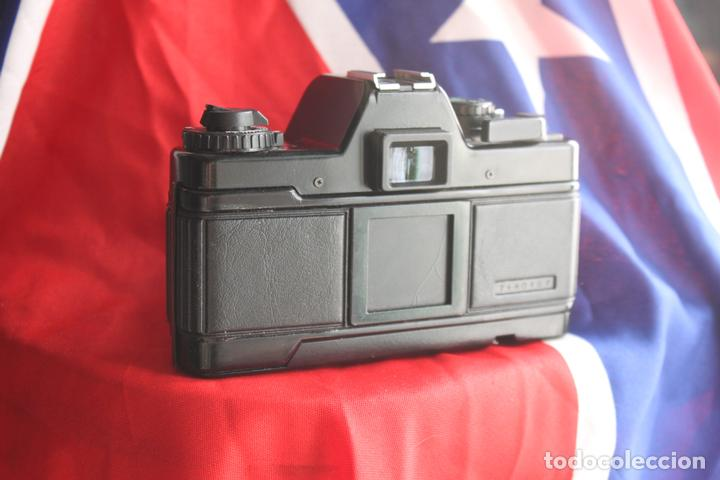Cámara de fotos: Practika BCA + 50 mm F/2,4 (pancake) - Foto 3 - 63270116