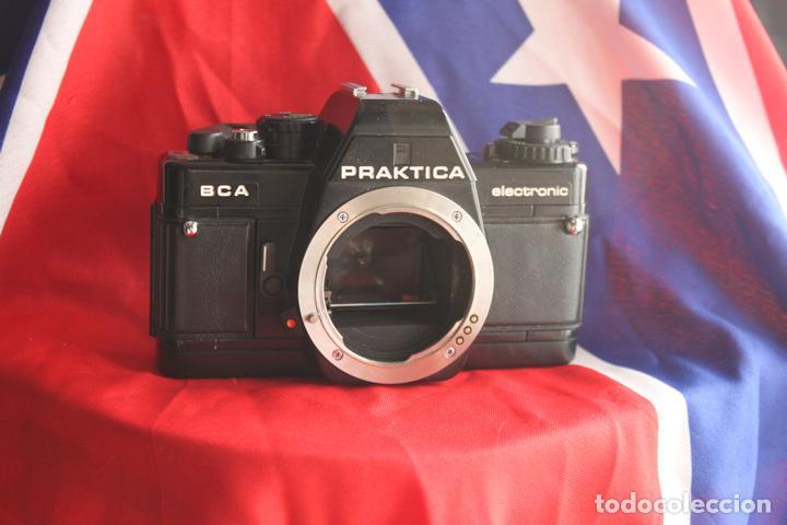 Cámara de fotos: Practika BCA + 50 mm F/2,4 (pancake) - Foto 5 - 63270116