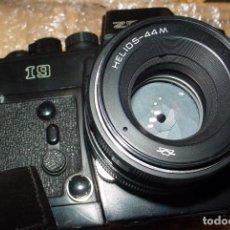 Cámara de fotos: CUERPO DE CAMARA RUSA ZENIT 19. Lote 34135921