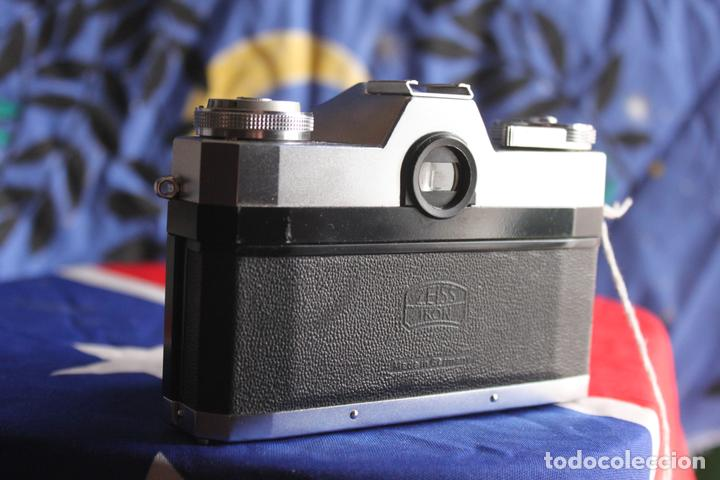 Cámara de fotos: Zeiss Ikon Contaflex Super + Funda de cuero + filtro - Foto 3 - 67029978