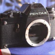Cámara de fotos: PENTAX LX (BODY). Lote 195435872