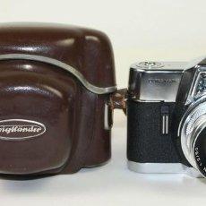 Cámara de fotos: VOIGTLANDER ULTRAMATIC - SEPTON 50 MM - SYNCHRO-COMPUR-V - AÑOS 60. Lote 67991249