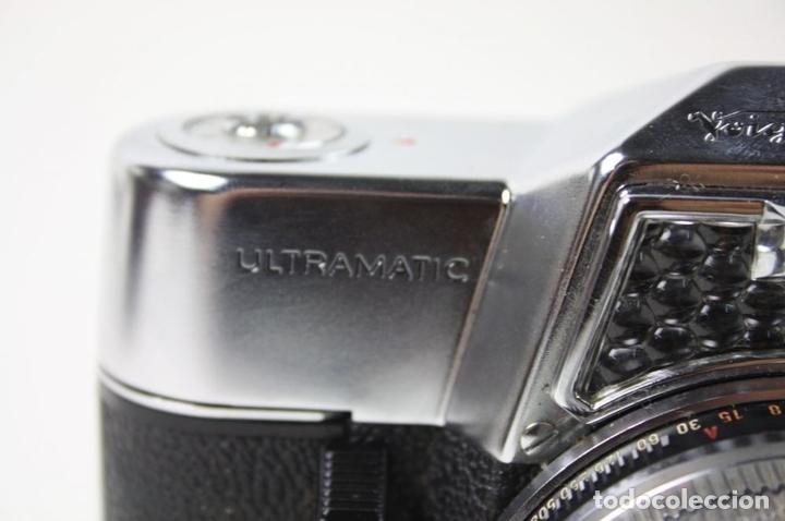Cámara de fotos: VOIGTLANDER ULTRAMATIC - SEPTON 50 MM - SYNCHRO-COMPUR-V - AÑOS 60 - Foto 2 - 67991249