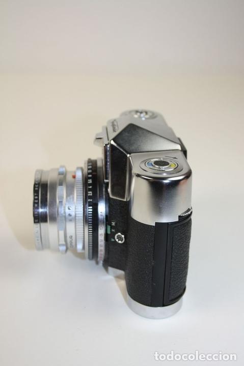 Cámara de fotos: VOIGTLANDER ULTRAMATIC - SEPTON 50 MM - SYNCHRO-COMPUR-V - AÑOS 60 - Foto 3 - 67991249