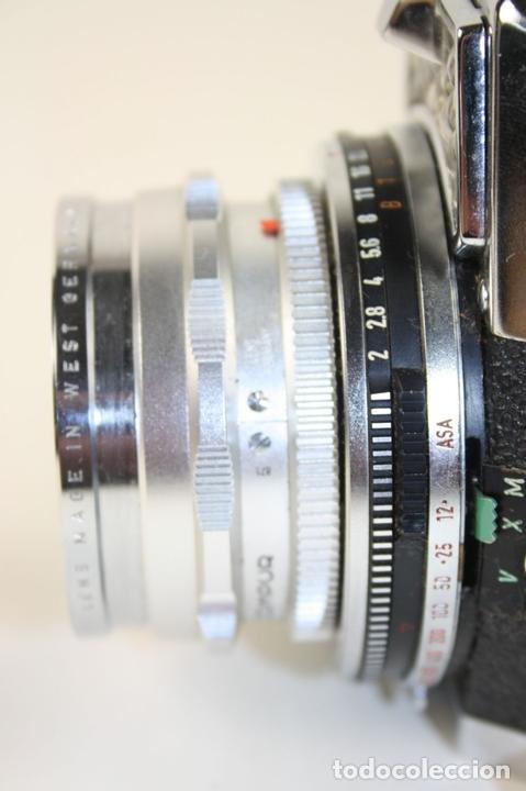 Cámara de fotos: VOIGTLANDER ULTRAMATIC - SEPTON 50 MM - SYNCHRO-COMPUR-V - AÑOS 60 - Foto 5 - 67991249