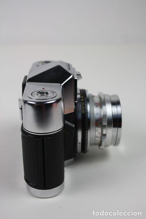 Cámara de fotos: VOIGTLANDER ULTRAMATIC - SEPTON 50 MM - SYNCHRO-COMPUR-V - AÑOS 60 - Foto 7 - 67991249