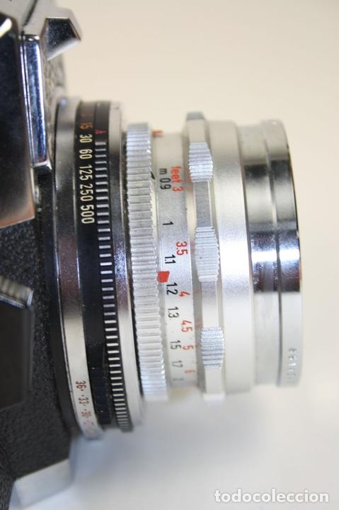 Cámara de fotos: VOIGTLANDER ULTRAMATIC - SEPTON 50 MM - SYNCHRO-COMPUR-V - AÑOS 60 - Foto 9 - 67991249