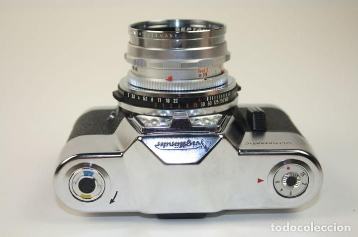Cámara de fotos: VOIGTLANDER ULTRAMATIC - SEPTON 50 MM - SYNCHRO-COMPUR-V - AÑOS 60 - Foto 11 - 67991249