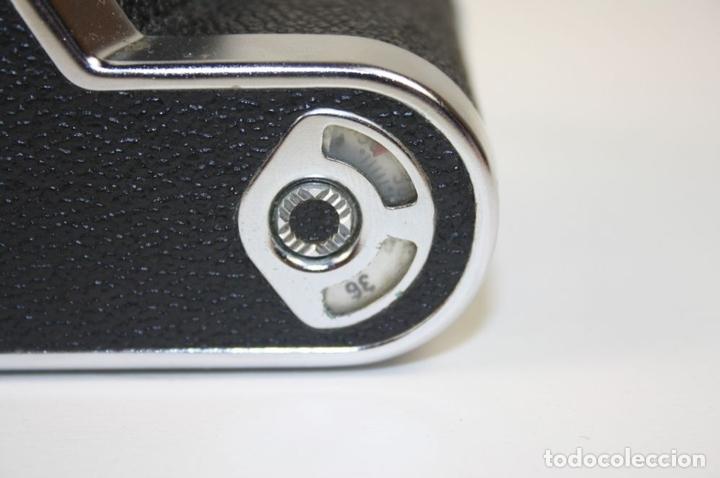 Cámara de fotos: VOIGTLANDER ULTRAMATIC - SEPTON 50 MM - SYNCHRO-COMPUR-V - AÑOS 60 - Foto 16 - 67991249