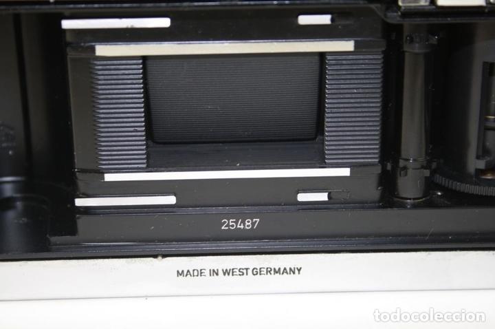 Cámara de fotos: VOIGTLANDER ULTRAMATIC - SEPTON 50 MM - SYNCHRO-COMPUR-V - AÑOS 60 - Foto 23 - 67991249
