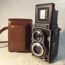 Cámara de fotos: FLEXARET DE MEOPTA, 1958. Lote 69721517