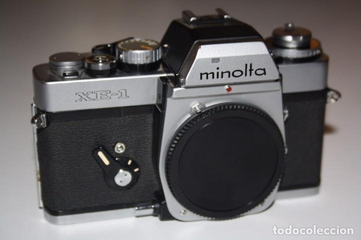MINOLTA XE-1 (Cámaras Fotográficas - Réflex (no autofoco))
