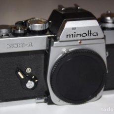 Cámara de fotos: MINOLTA XE-1. Lote 73484095