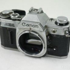Cámara de fotos: CAMARA CANON AE-1 EN FUNCIONAMIENTO.. Lote 73765095