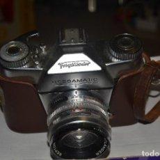Cámara de fotos: CAMARA VOIGHTLANDER BESSAMATIC. Lote 74845811
