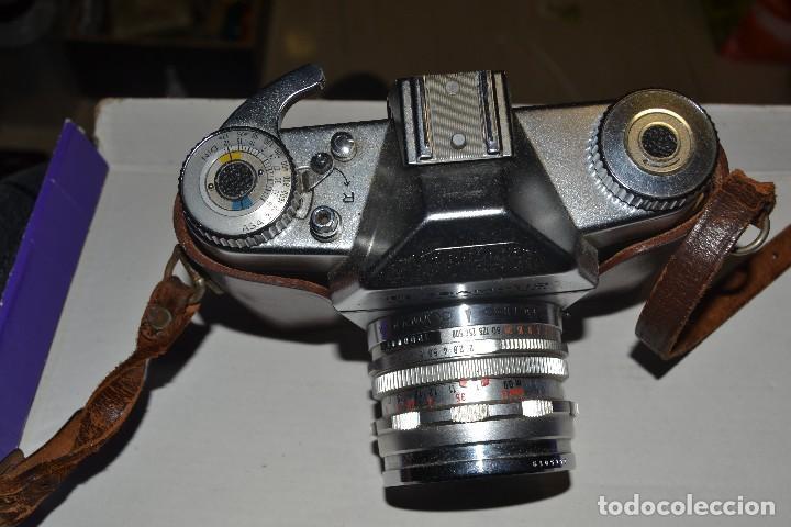 Cámara de fotos: camara voightlander bessamatic - Foto 3 - 74845811