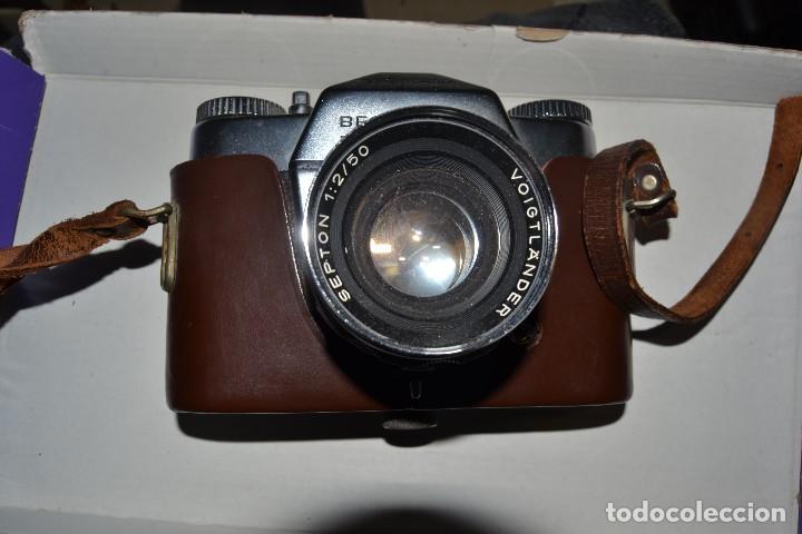 Cámara de fotos: camara voightlander bessamatic - Foto 4 - 74845811