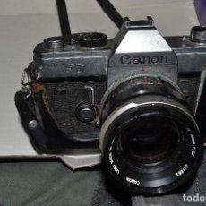 Cámara de fotos: CAMARA CANON FT. Lote 74845899