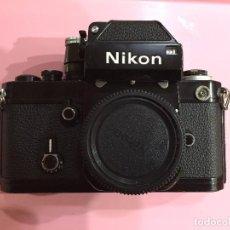 Cámara de fotos: NIKON F2 CON VISOR DP 1. Lote 76825339