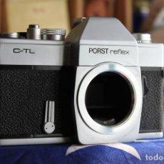 Cámara de fotos: CÁMARA PORST C-TL (COSINA) (ROSCA 42MM). Lote 77612273