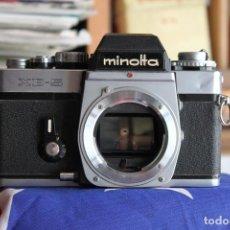 Cámara de fotos: CUERPO MINOLTA XE-5. Lote 77618673