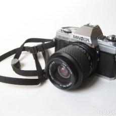 Cámara de fotos: CAMARA REFLEX MINOLTA X-300 BLOQUEADA. Lote 77903009