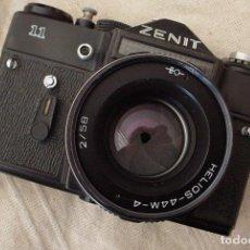 Cámara de fotos: ZENIT 11 CAMARA RUSA. Lote 79094817